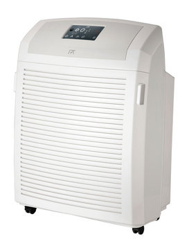 Sunpentown Int'l Inc Sunpentown HEPA Air Cleaner with VOC & TiO2