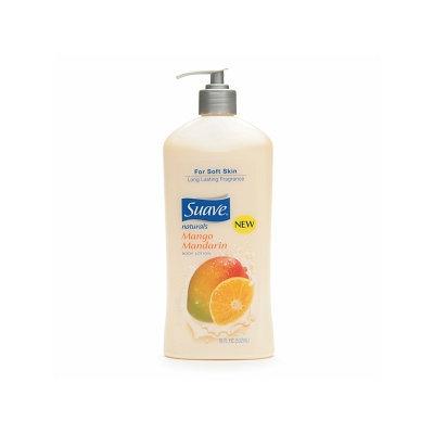 Suave Naturals Mango Mandarin Body Lotion