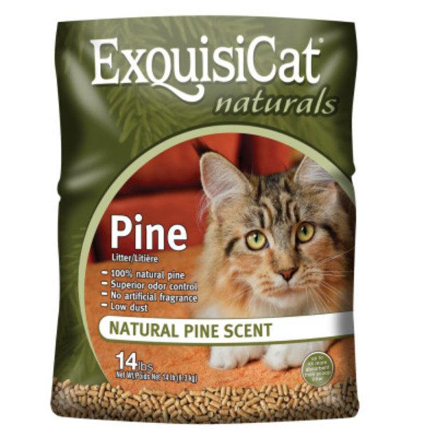 Exquisicata Naturals Pine Cat Litter Reviews 2019