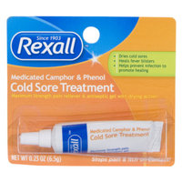 Rexall Cold Sore Treatment, 0.23 oz