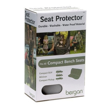 Bergan Small Bench Seat Protector, Gray