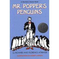 Mr. Popper's Penguins (Anniversary) (Hardcover)