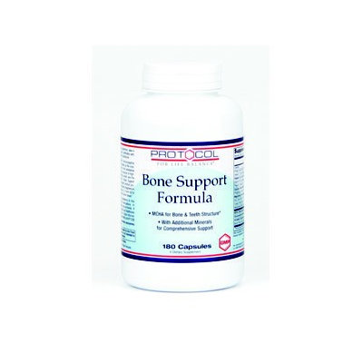 Bone Support Formula 180 caps by Protocol For Life Balance