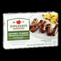 Applegate Naturals Breakfast Sausage Savory Turkey