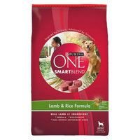 Purina One Smartblend Adult Lamb & Rice Formula