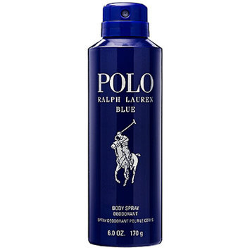 Ralph Lauren Polo Blue Body Spray Deodorant 6 oz