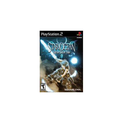 Tri-Ace Star Ocean: Till the End of Time - 2 CD