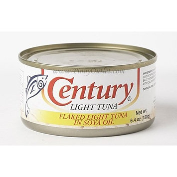Century Tuna Flake in Vegetable Oil 180g (6 Pack)