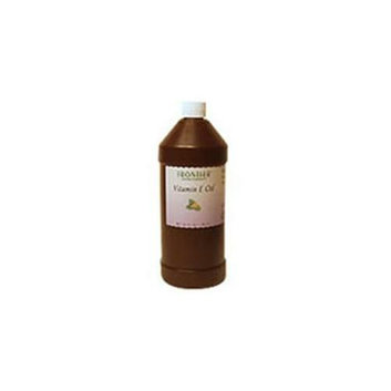 Frontier Natural Products Co-op 3694 Frontier Vitamin E Oil D-Alpha Tocopheryl Acetate 550 IU per ml