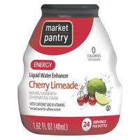 market pantry Market Pantry Cherry Limeade Energy Liquid Water Enhancer 1.62 oz