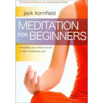 Dvd Jack Kornfield: Meditation for Beginners - DVD