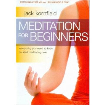 Dvd Jack Kornfield: Meditation for Beginners - DVD