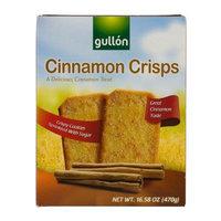 Gullon Gull?n Cinnamon Crisps, 16.58-Ounce Packages (Pack of 10)