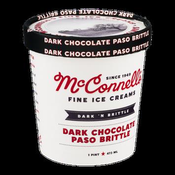 McConnell's Fine Ice Creams Dark Chocolate Paso Brittle
