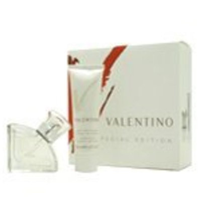 VALENTINO ' V ' Women Gift Set Eau de Perfume 1 Spray + 1.7 BODY LOTION