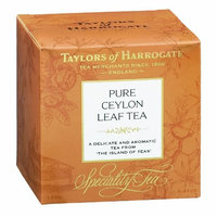 Taylors of Harrogate Pure Ceylon Leaf Tea, Loose Leaf, 4.41 Ounce Box