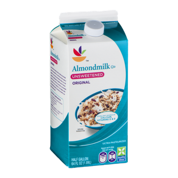 Ahold Almondmilk Unsweetened Original