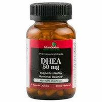FutureBiotics DHEA 50 mg 75 Vegetarian Capsules