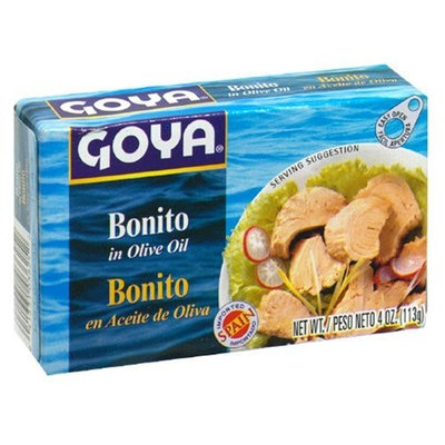 Goya Bonito In Olive Oil, 4 Ounce (Pack of 5)