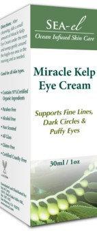 Miracle Kelp Eye Cream Sea El 1 oz Cream