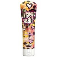 Pro Tan UNTAMED HEART 10X BRONZER INDOOR Dark Black TANNING BED TAN LOTION