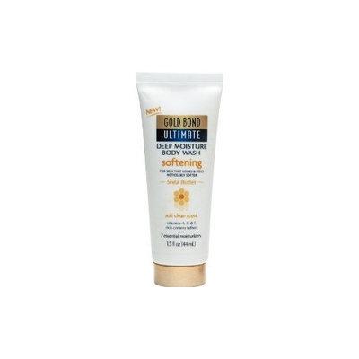 Gold Bond Ultimate Deep Moisture Body Wash Softening 1.5 fl oz