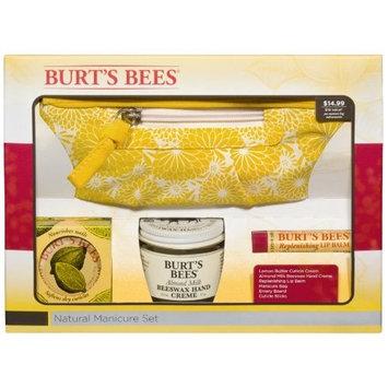 Burt's Bees Natural Manicure Gift Set