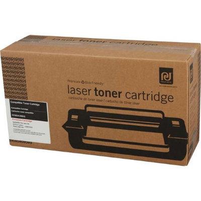 Print-Rite TFHE01BRUJ Black Toner Cartridge Replacement for HP CB436A
