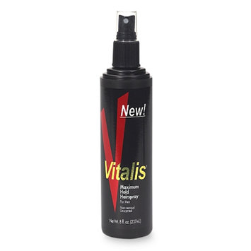 Vitalis Maximum Hold Hairspray for Men