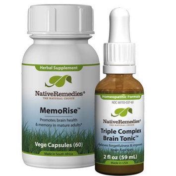 Native Remedies Native Remedies Memory ComboPack