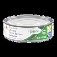 Ahold Tuna Premium Chunk Light in Water