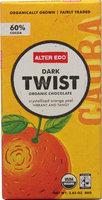 Alter Eco Organic Dark Chocolate Bar Dark Twist 2.82 oz