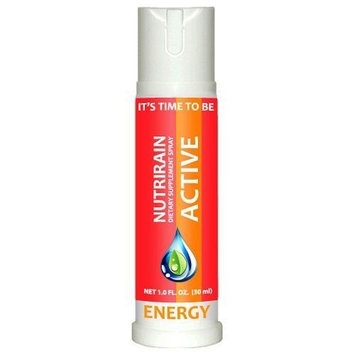 NutriRain Active - Energy Spray 1 Fl oz