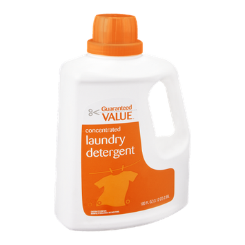 Guaranteed Value Laundry Detergent Concentrated
