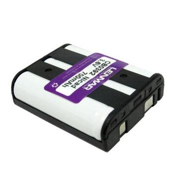Lenmar CB0392 Replacement Battery for Panasonic P-P592, P-P592PA/1B,