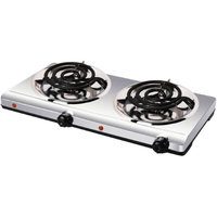Toastess Double-Coil Cooking Range