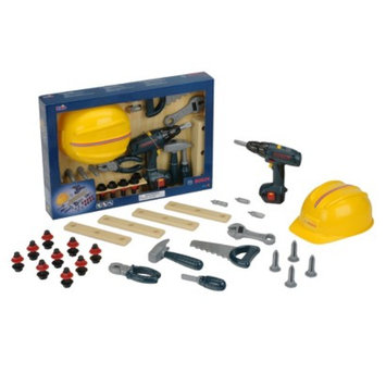 Theo Klein Bosch Toy Tool Set, 36 Pieces
