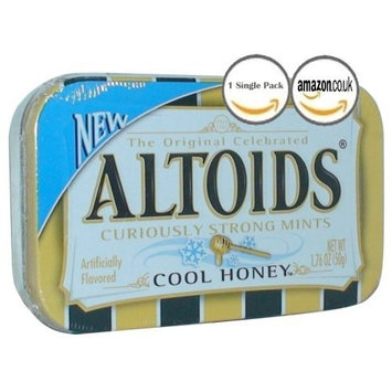 Altoids Curiously Strong Mints (12 Tins), Cool Honey 1 case