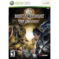 Warner Brothers Mortal Kombat vs. DC Universe (Xbox 360)