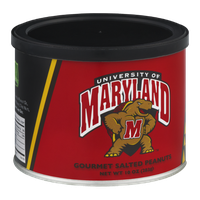 Virginia Diner University of Maryland Gourmet Salted Peanuts