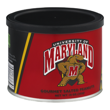 Virginia Diner University of Maryland Gourmet Salted Peanuts