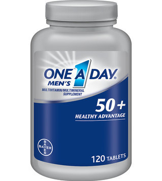 One A Day Men's 50 Plus Advantage Vitamins