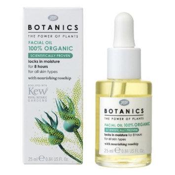 Boots Botanics Organics Facial Oil