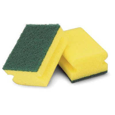 Libman Heavy Duty Scrubber (Set of 2)