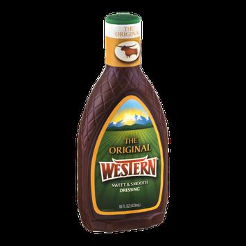 Western Sweet & Smooth Dressing