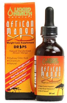 Liquid Health - African Mango XD Drops - 2 oz.