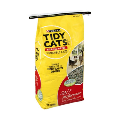 Purina Tidy Cats for Multiple Cats Non-Clumping Cat Litter
