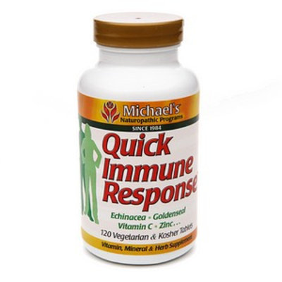 Michael's Naturopathic Programs Quick Immune Response