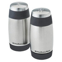 KitchenAid Salt & Pepper Shakers - Black