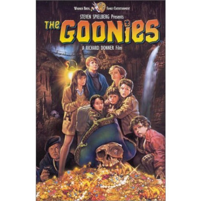 The Goonies (Clamshell) [VHS]